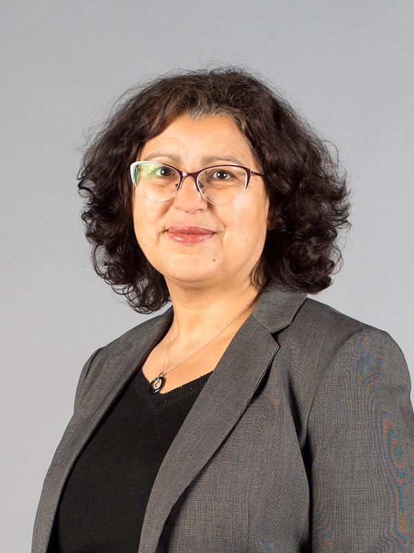 BELGACEM Nadia
