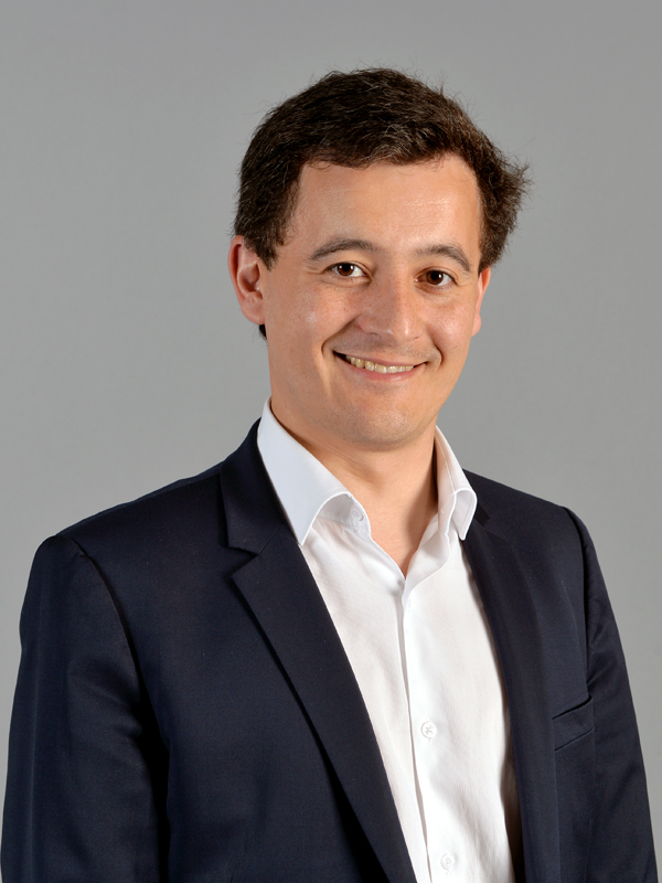 Photo de DARMANIN Gérald